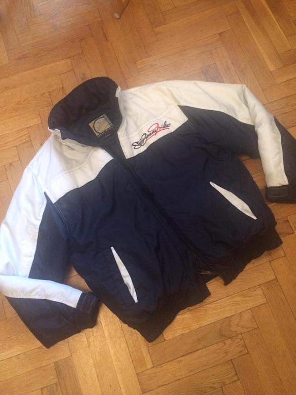 Зимняя куртка ,на холофайбере от sir benni miles,оригинал