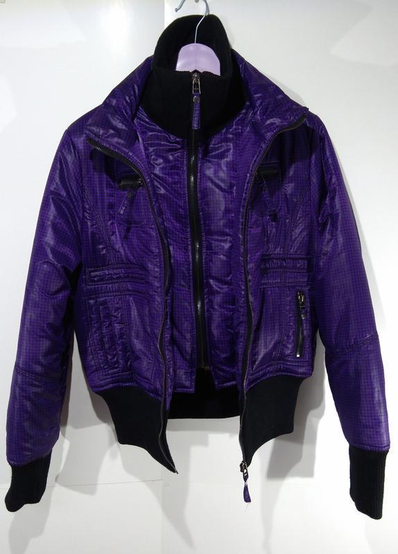 Куртка женская зимняя размер xxl - Фото 3