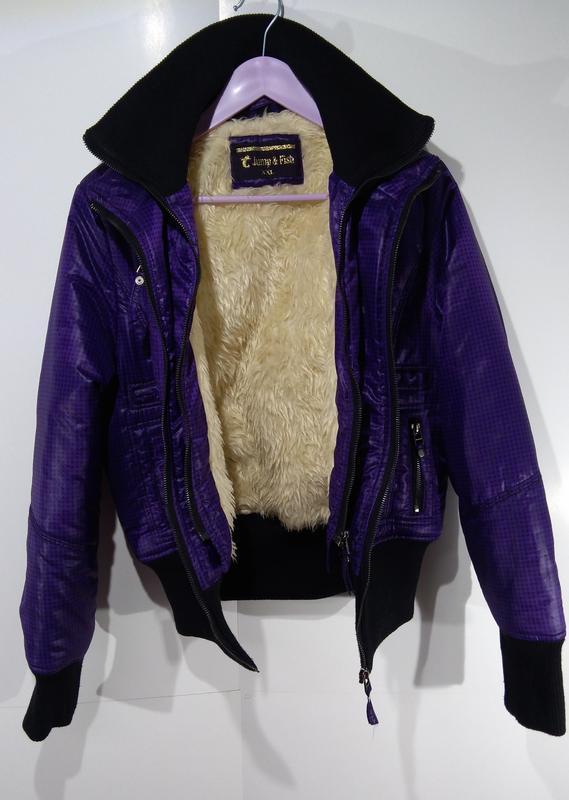 Куртка женская зимняя размер xxl - Фото 7