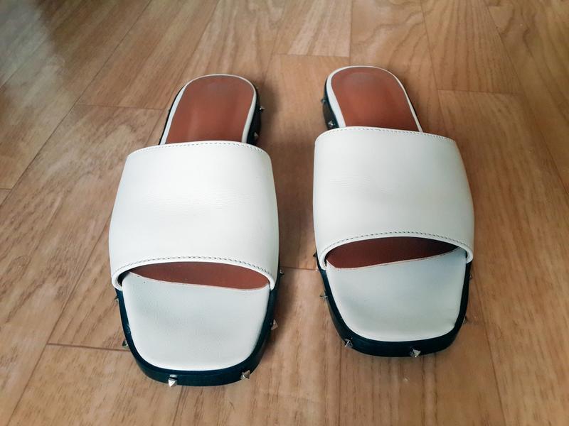 Продаю женские кожаные шлепанцы, сланцы, пляжная обувь - Фото 2