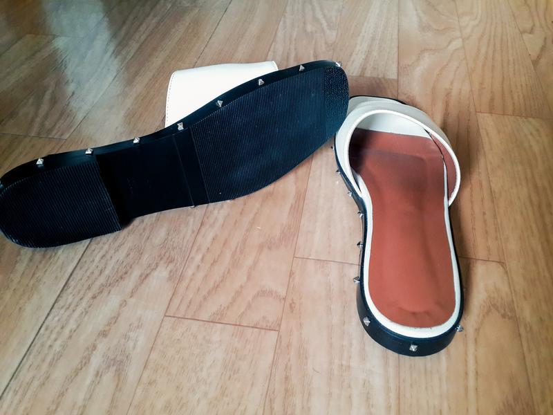 Продаю женские кожаные шлепанцы, сланцы, пляжная обувь - Фото 5