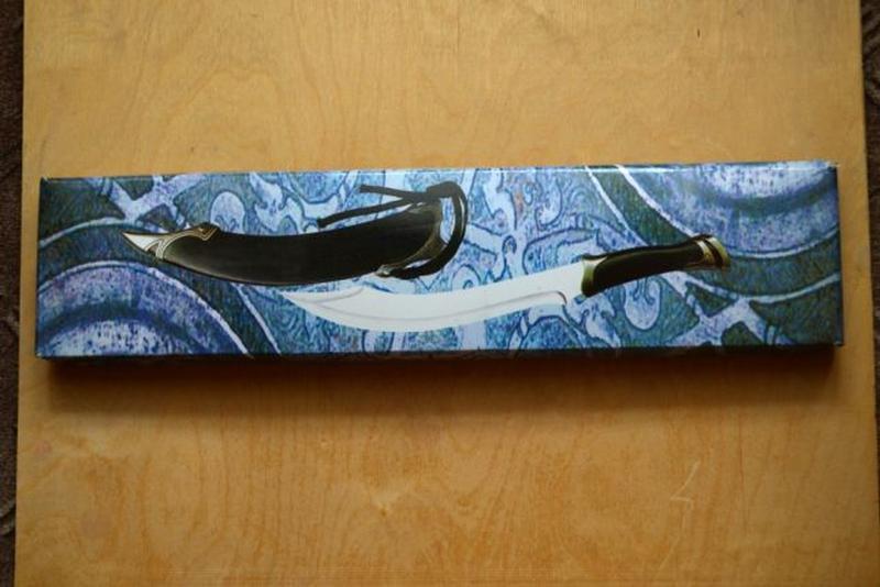 Сувенірний фентезійний кинджал. Кинджал Арагорна.