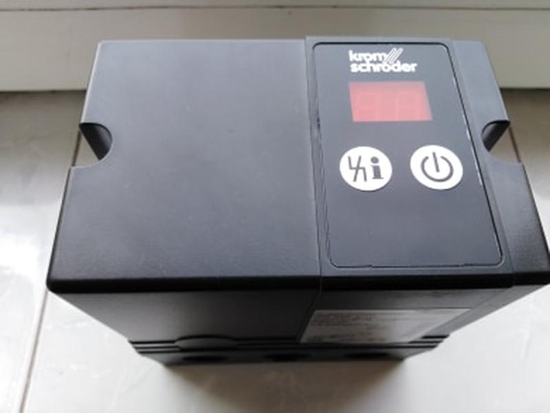 Автомат управления горелкой IFD 258-3/1W