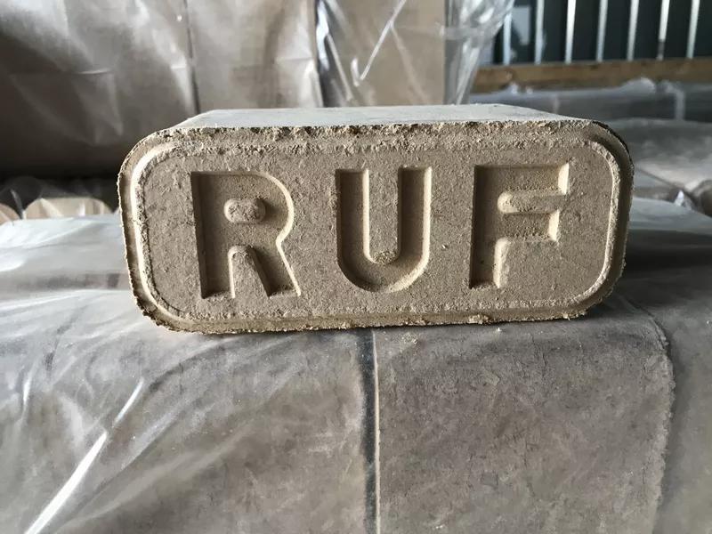 Дубовые топливные брикеты Ruf (Дуб 100%)