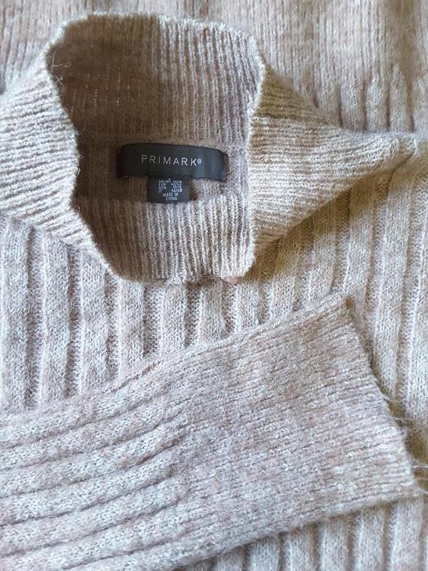 Классический теплющий свитер - Фото 7
