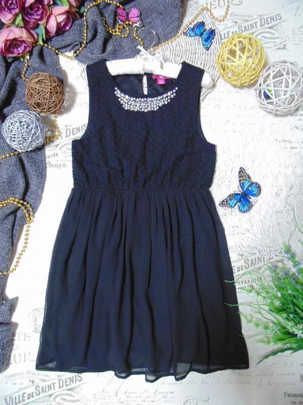 12/13лет.шикарное нарядное платье y.d. - Фото 2