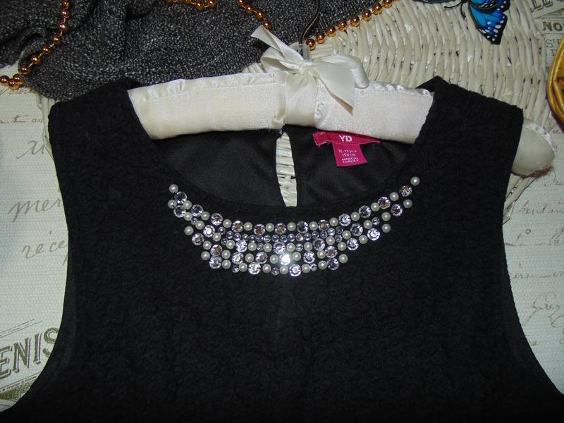 12/13лет.шикарное нарядное платье y.d. - Фото 4