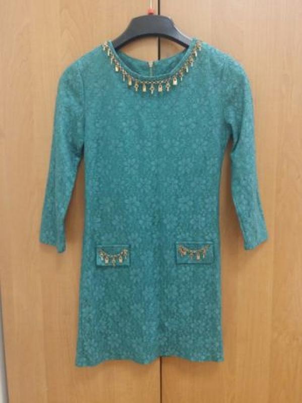 Нарядное стильное платье для девочки