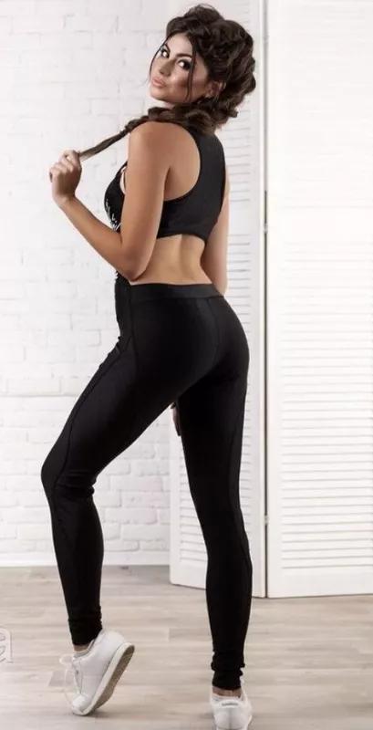 Комбинезон фитнес йога спорт