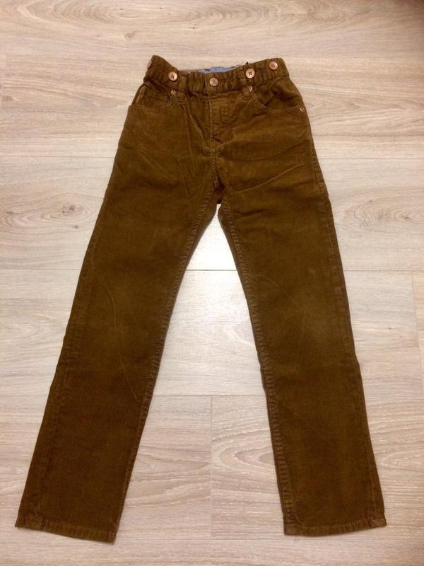 Вільветові брюки