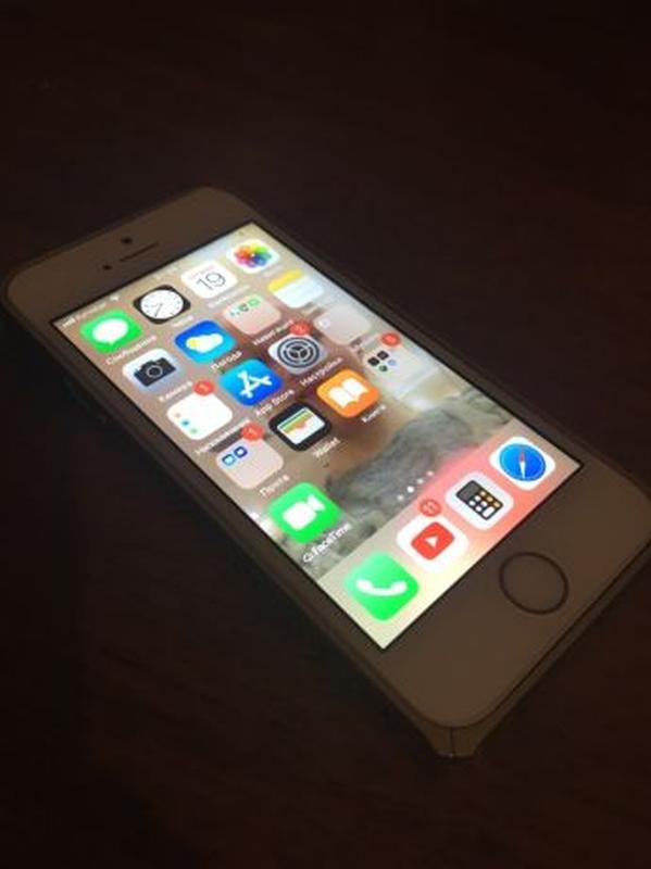 IPhone 5S 16Gb Gold Neverlock