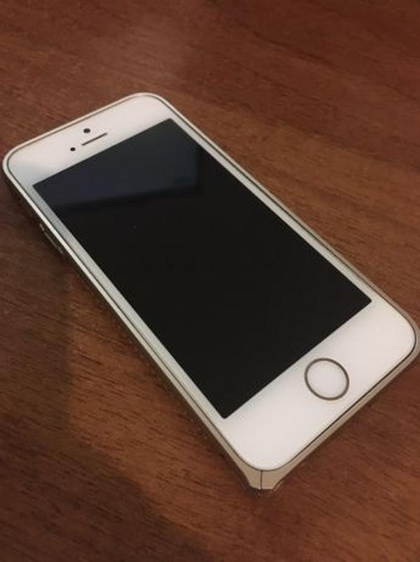 IPhone 5S 16Gb Gold Neverlock - Фото 2