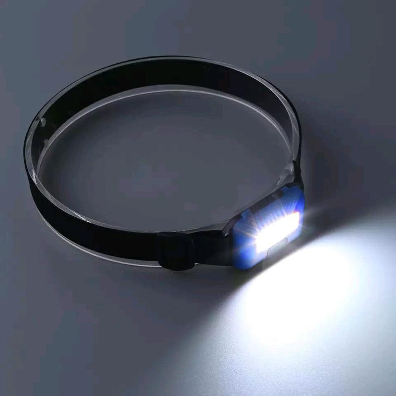 Налобный фонарь фонарик