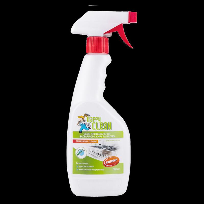 Средство для удаления жира и нагара (10единиц по 500мл с ароматом