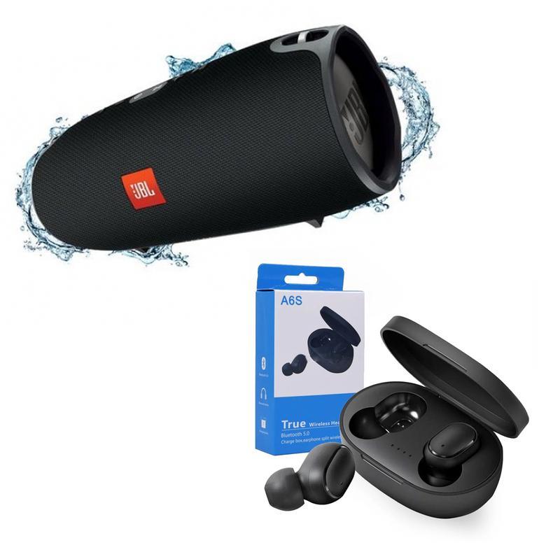 Портативная Bluetooth колонка в стиле JBL Xtreme + подарок
