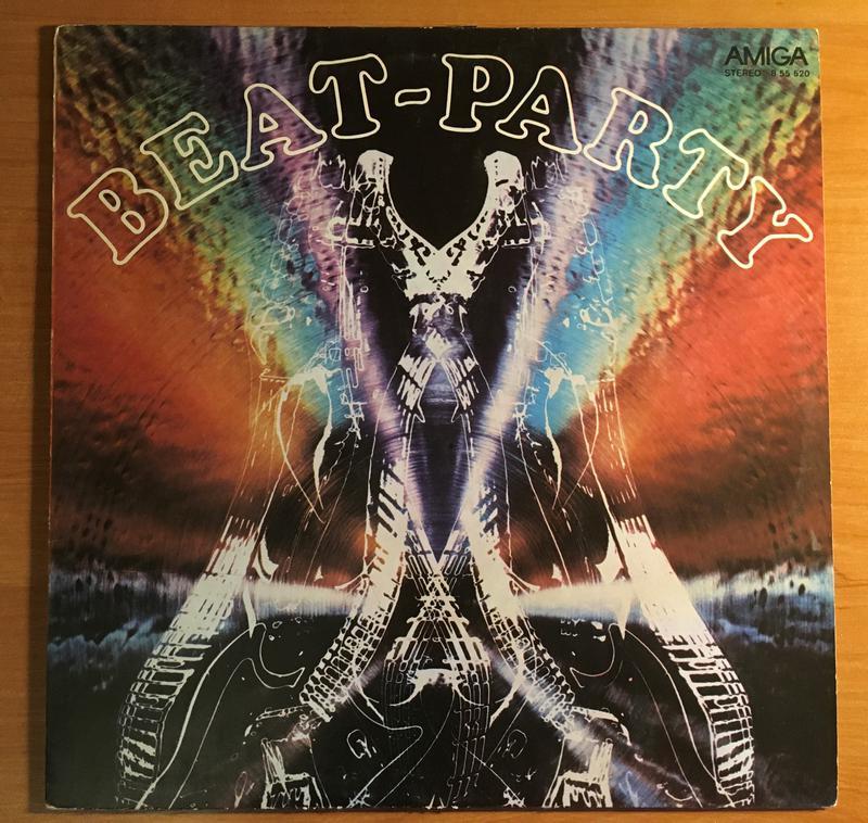 Various – Beat-Party 1977 LP / винил / пластинка