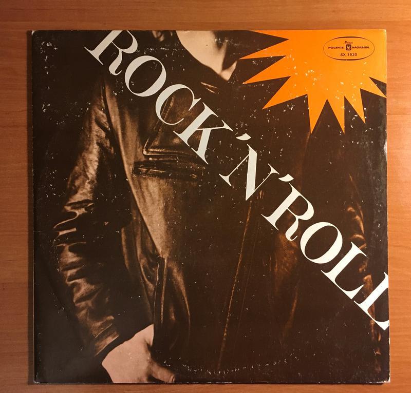 Various – Rock 'N' Roll 1977 LP / винил / пластинка