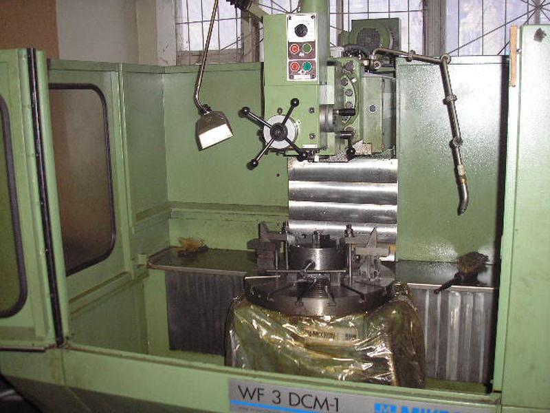Продам высокоточный фрезерный станок Mikron WF3 DCM-1