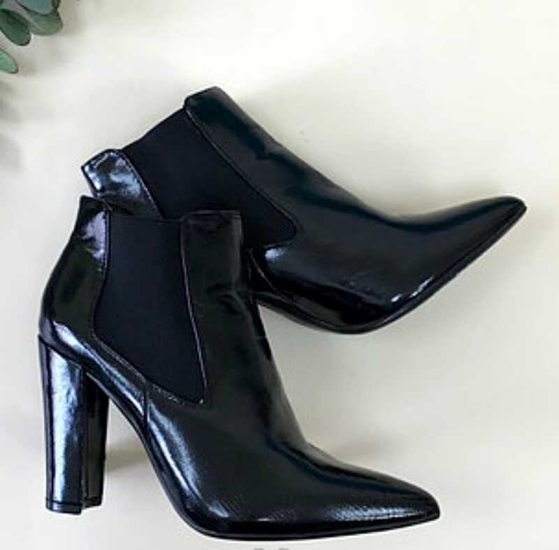 Крутые удобные ботинки  ботильены от f&f