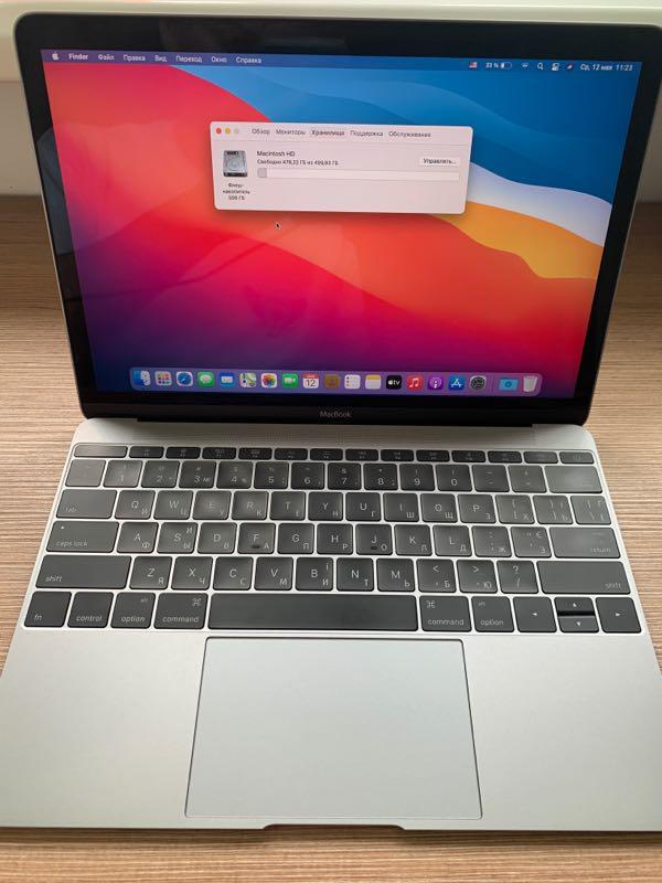 Macbook 12 core i7/ 16gb RAM/ 512 SSD Space grey