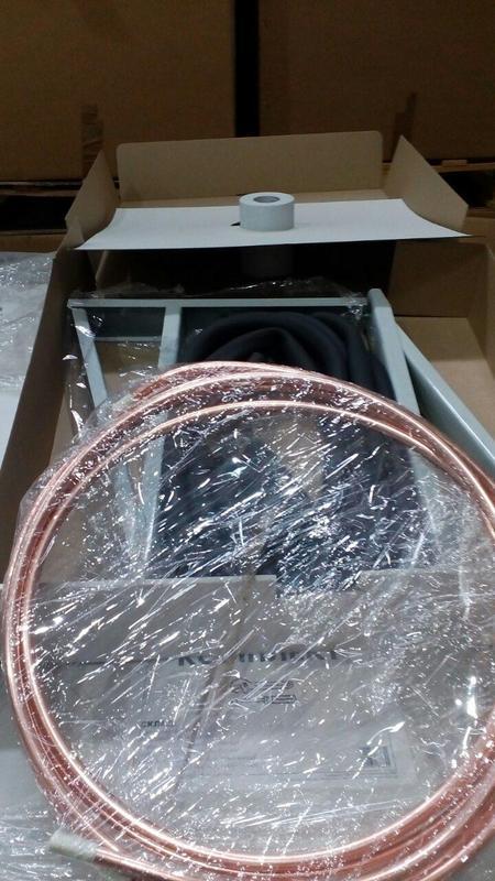 Монтажный комплект для установки кондиционера (сплит-системы) - Фото 2