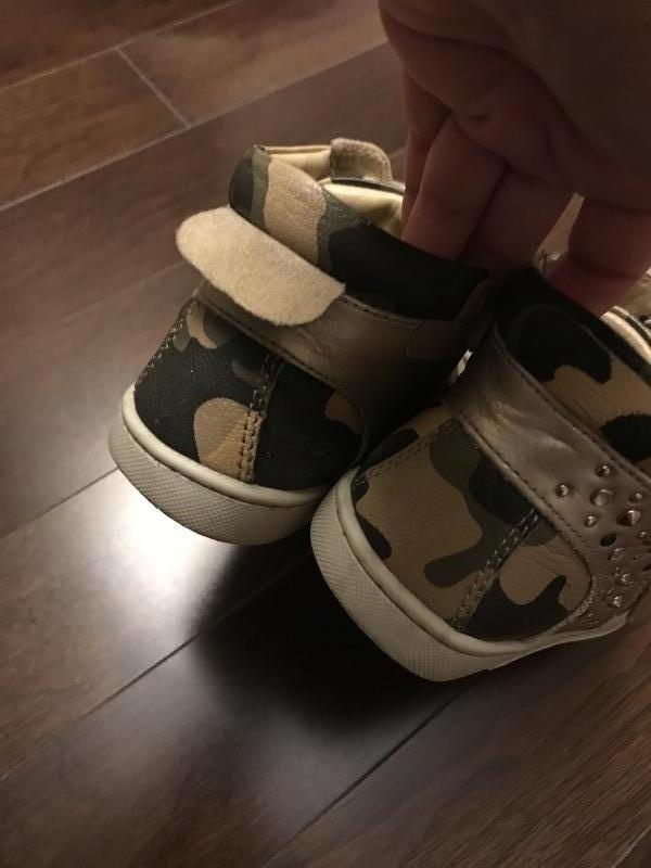 Кожаные ботинки CHICCO - Фото 2