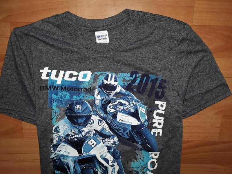 Безшовная футболка gildan размер м - Фото 2
