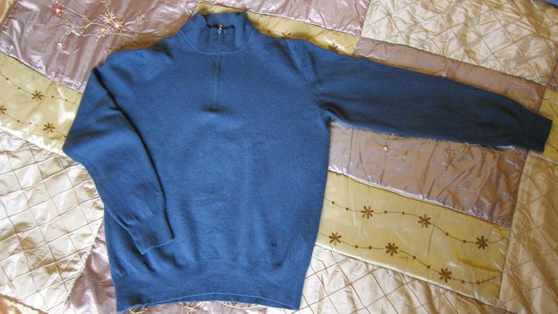 продам свой свитер Бенеттон XL 100% шерсть