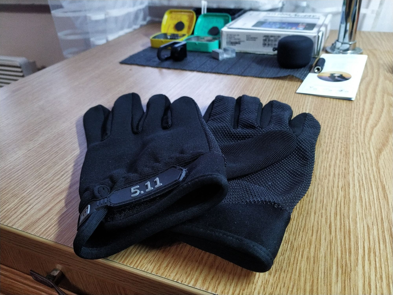 Tactical gloves 5.11 реп
