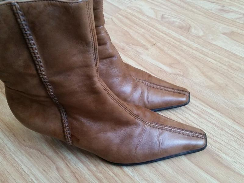 Ботинки женские roland italy - Фото 2