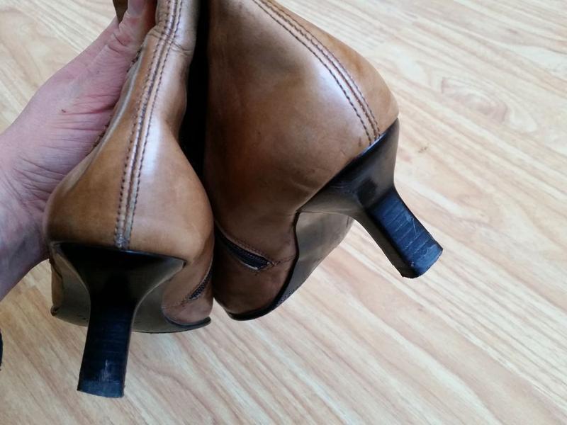 Ботинки женские roland italy - Фото 3