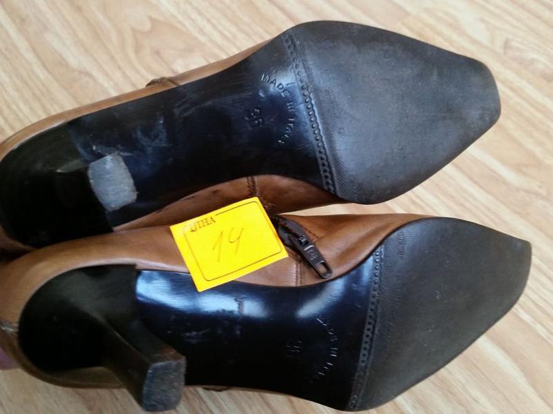 Ботинки женские roland italy - Фото 5