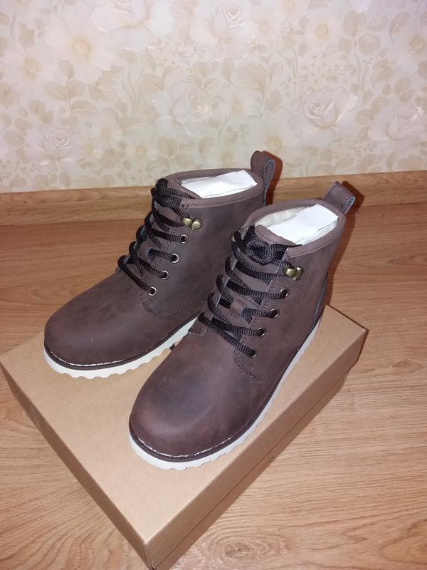 Ugg оригинал зимние ботинки для мальчика 32, 33 eur
