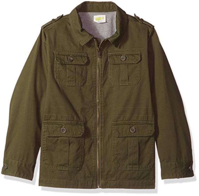 Куртка ветровка для мальчика 7-8 лет crazy