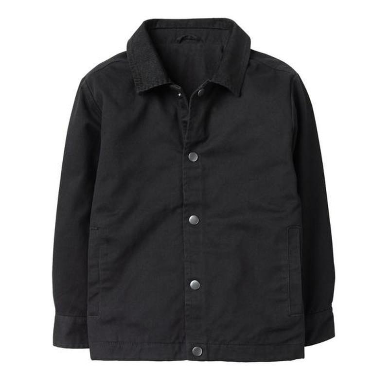 Коттоновая куртка на трикотажной подкладке для мальчика 7-8 ле...