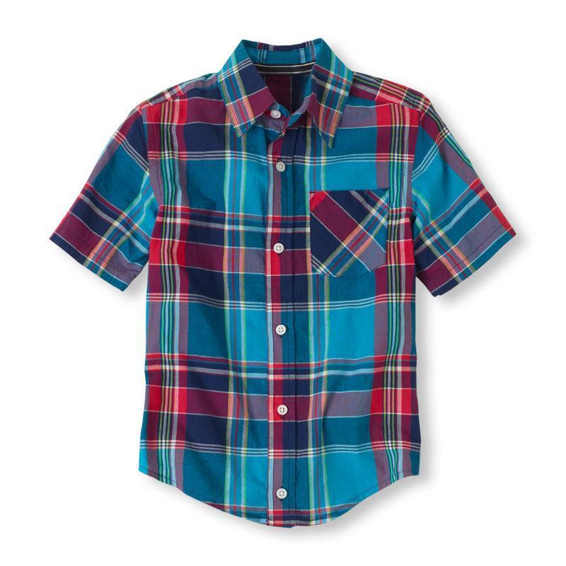 Рубашка для мальчика 5-6 лет children's place
