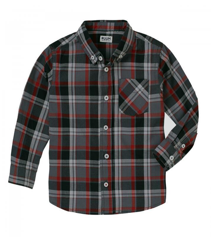 Рубашка для мальчика 3-4, 4-5 лет ruum