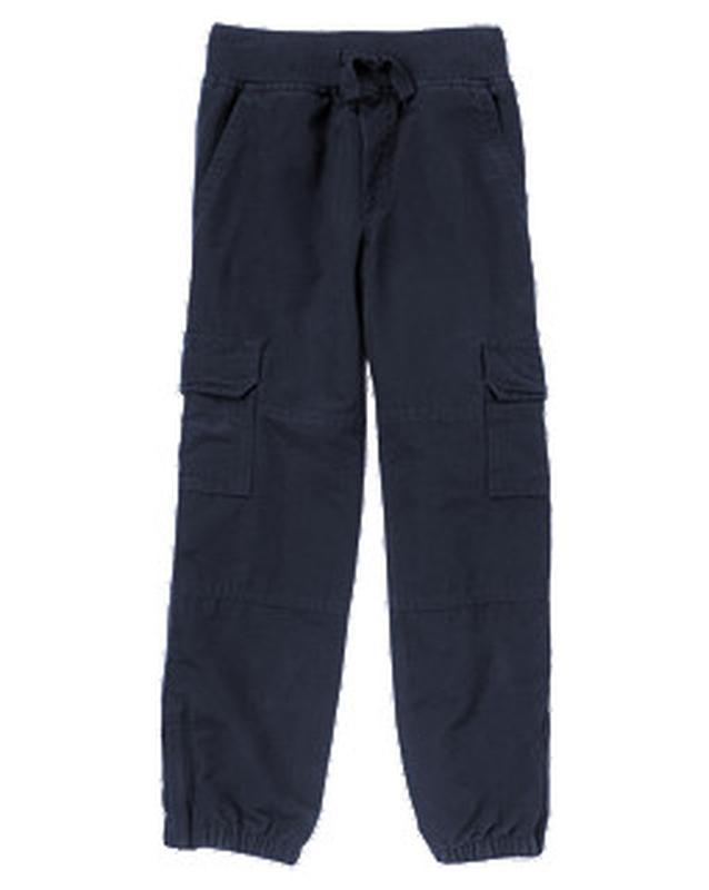 Штаны брюки для мальчика на трикотажной подкладке gymboree