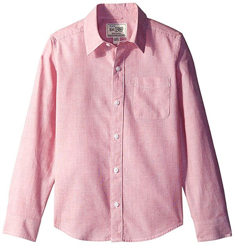 Рубашка для мальчика 7-8 лет children's place