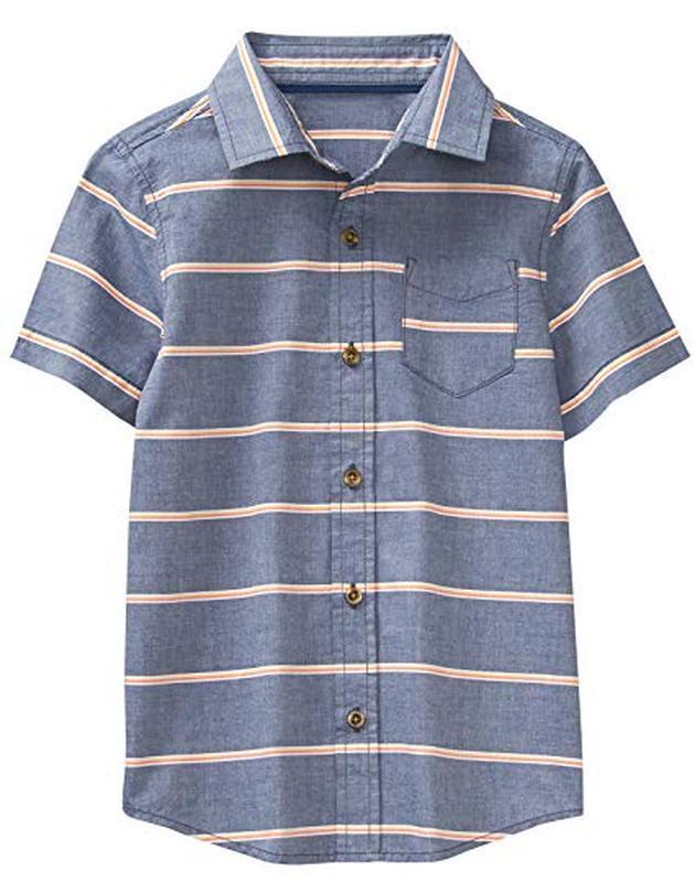 Рубашка для мальчика 5-7 лет crazy8
