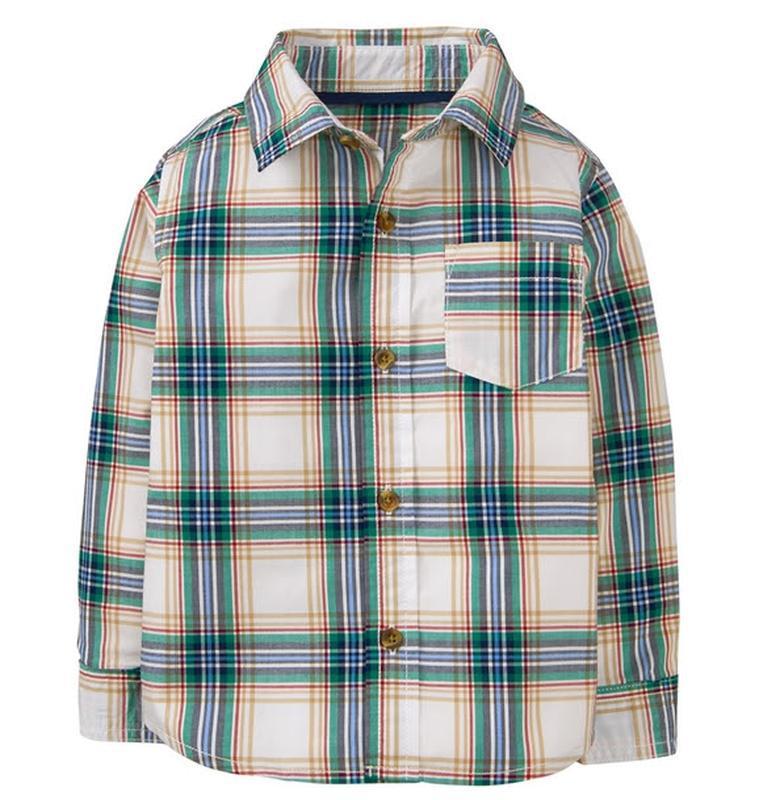 Рубашка для мальчика 5 лет crazy8