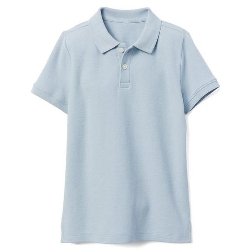 Футболка поло для мальчика 6-7, 7-9 лет pique uniform gymboree