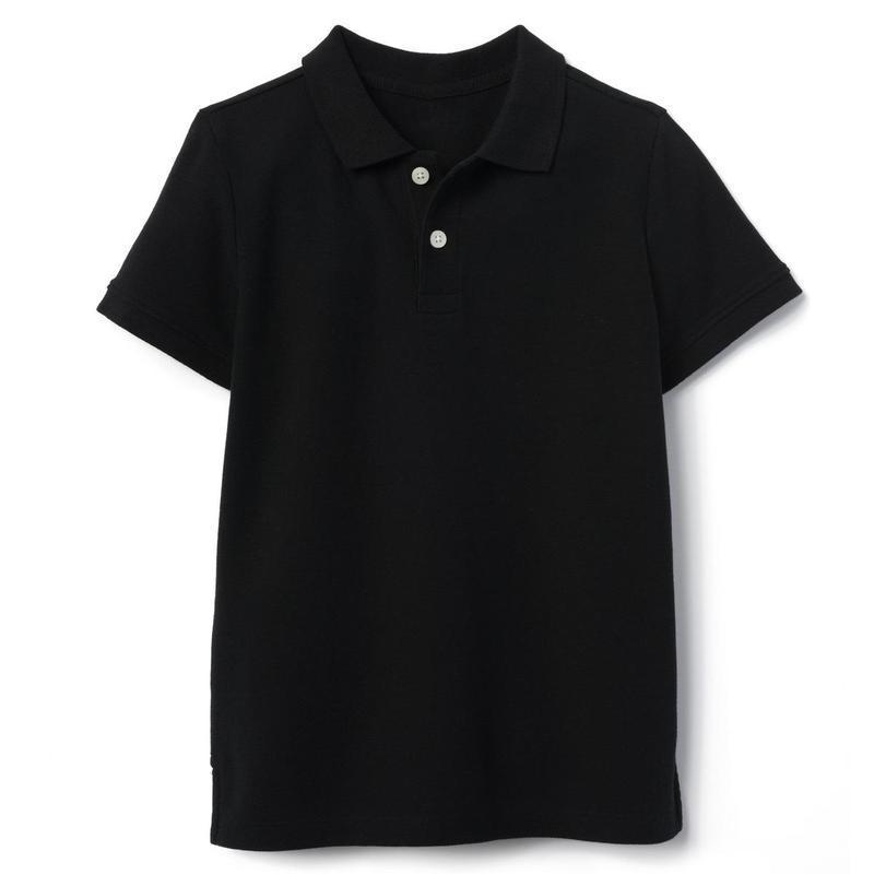 Футболка поло для мальчика 7-9 лет pique uniform gymboree