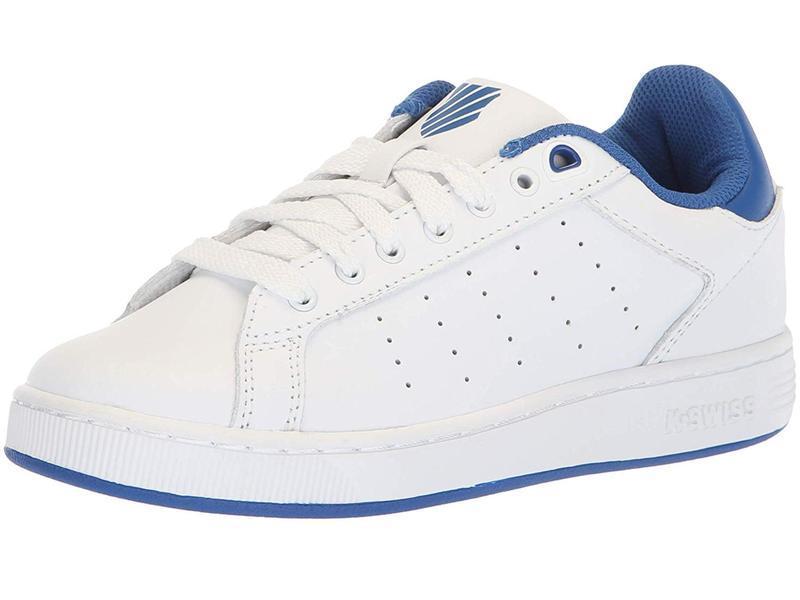 K-swiss кроссовки для мальчика натур. кожа оригинал 35,5, 40 eur