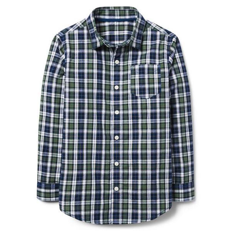 Рубашка для мальчика 7-9, 10-12 лет crazy 8