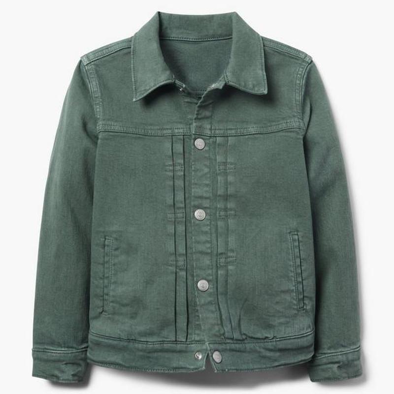 Джинсовая куртка для мальчика 10-12 лет gymboree