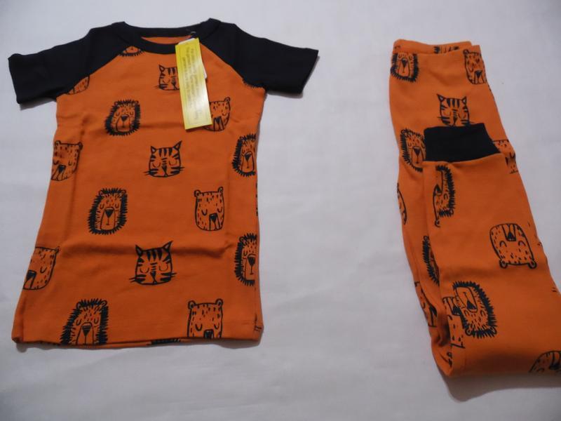 Пижама для мальчика 7, 12-14 лет gymboree - Фото 4