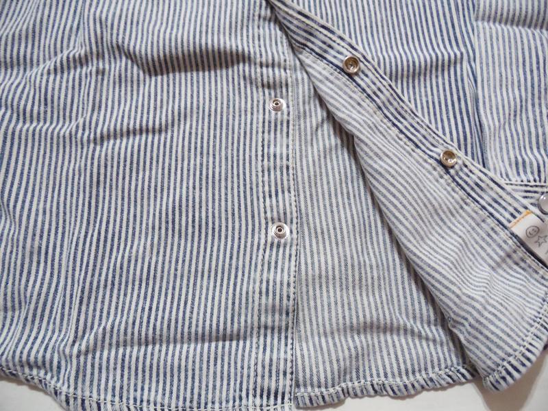 Рубашка для мальчика 5-7, 7-9 лет gymboree - Фото 5
