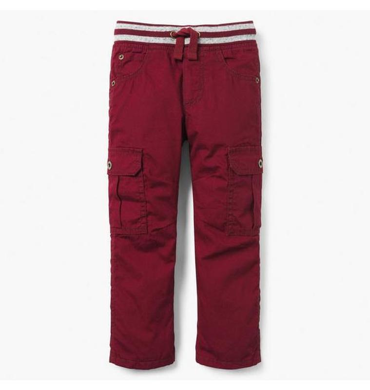 Штаны брюки на трикотажной подкладке 7-9, 10-12 лет gymboree