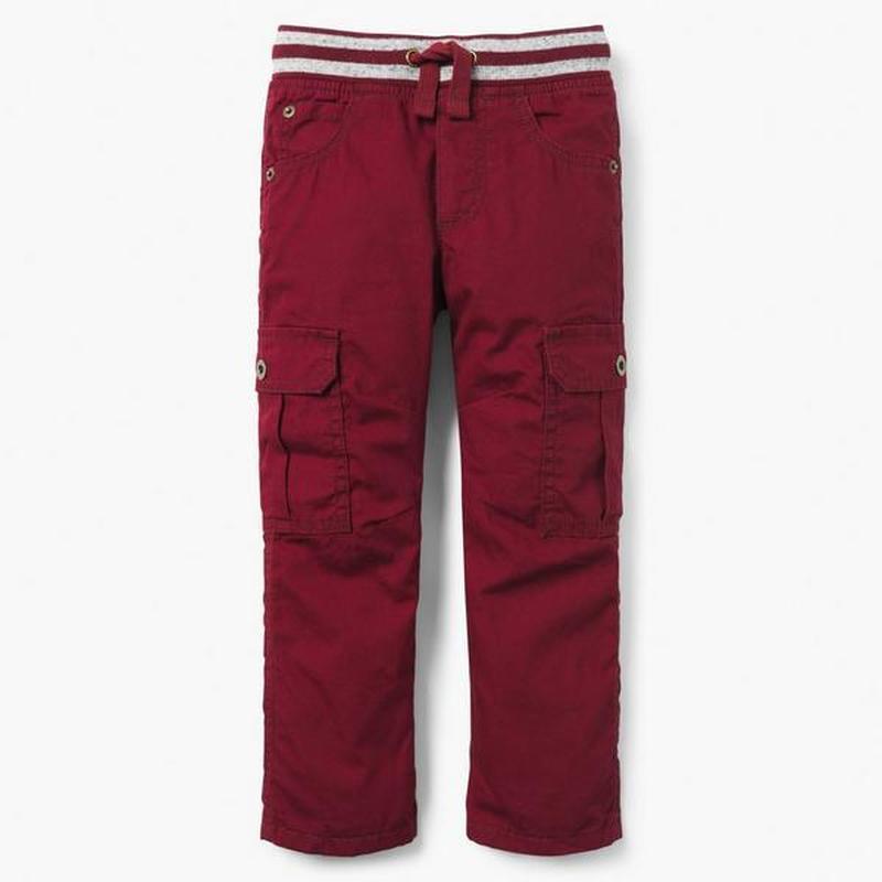 Штаны брюки на трикотажной подкладке 5-7, 7-9, 10-12 лет gymboree